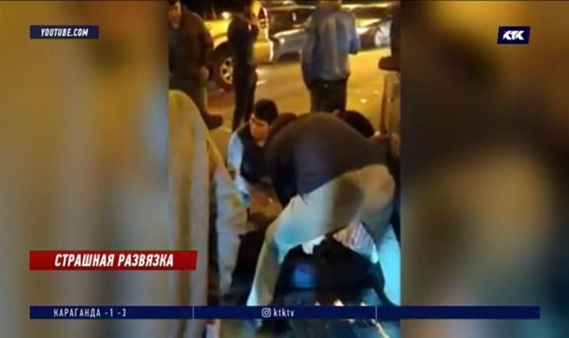 Один погиб, четверо в больнице – массовая авария в Алматы
