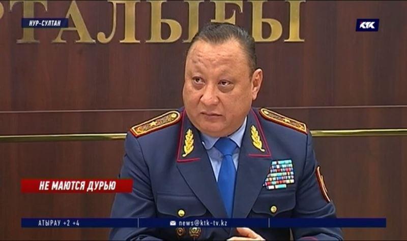 «Казахстан не собирается»: МВД против легализации марихуаны
