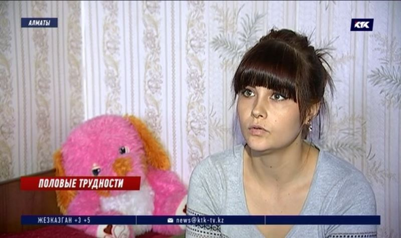 Жительница Алматы пытается доказать, что родила не Максима, а Анну