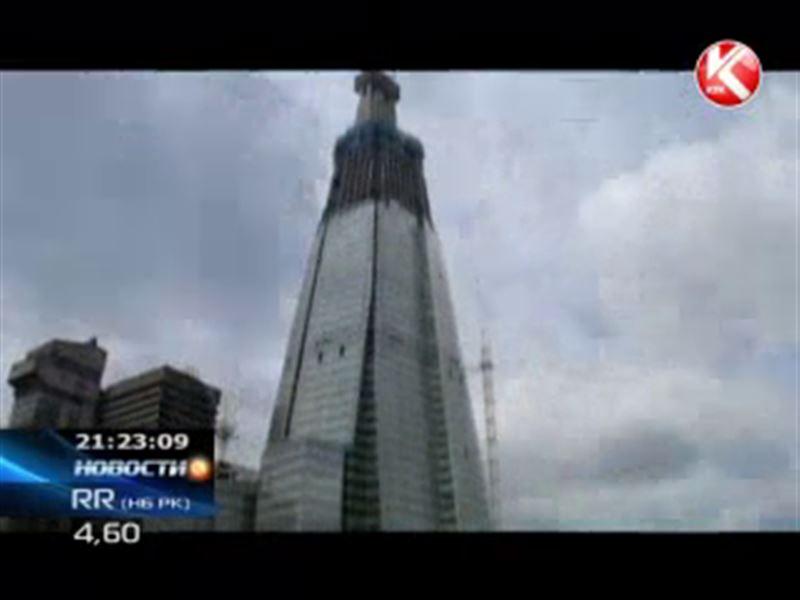 Самое высокое здание Западной Европы теперь находится в Лондоне