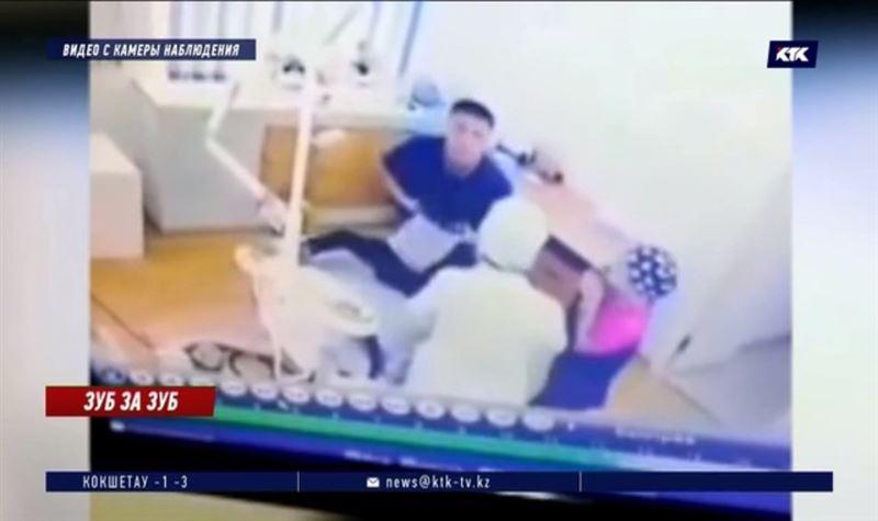 «Швырял, замахивался, за шкирку вытащил в коридор» актауский стоматолог 7-летнего ребёнка с ДЦП