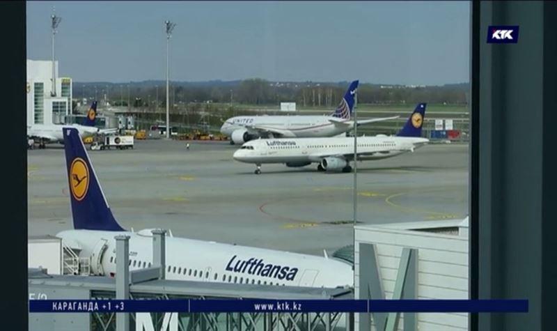«Люфтганза» выйдет на очередную забастовку