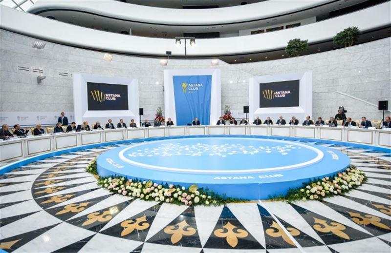 Кто из известных политиков будет участвовать в V заседании Astana Club