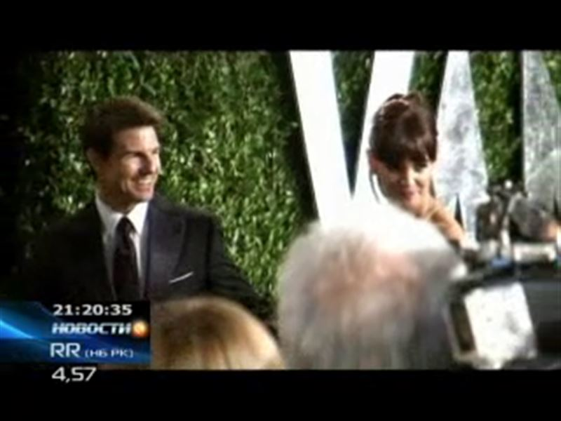 Том Круз и Кэти Холмс официально развелись