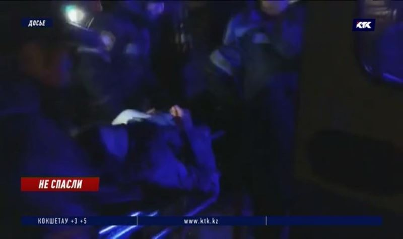 Умерла карагандинка, пострадавшая от лихача на «Лексусе»