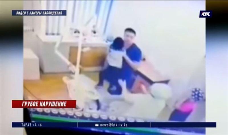 Стоматолог из Актау арестован за грубое обращение с ребёнком-инвалидом