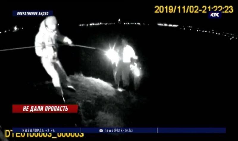 Петропавловский школьник оступился и упал с 30-метрового обрыва