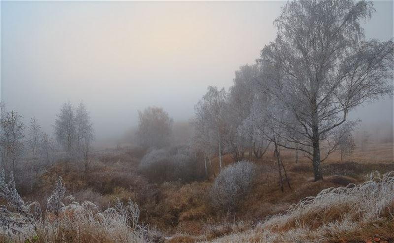 Какая погода ожидает казахстанцев в пятницу, 8 ноября