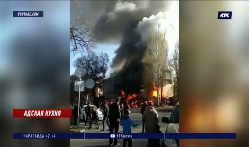 Взрывы в Бишкеке: сотрудница кафе погибла, 12 человек пострадали
