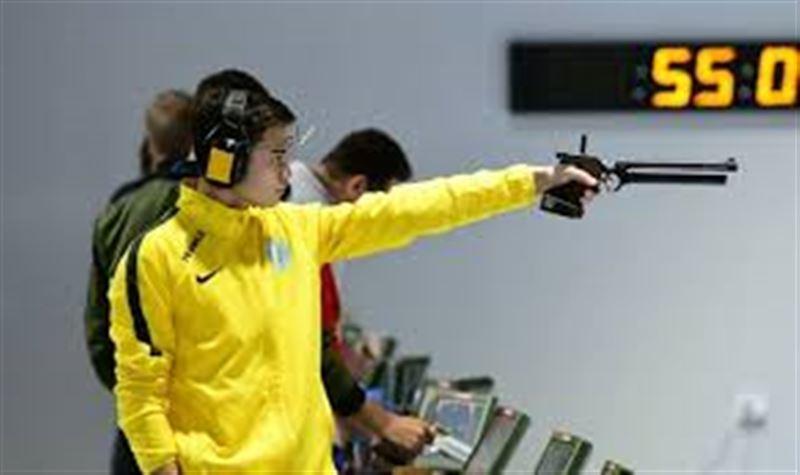 Никита Чирюкин нысана көздеуден екі дүркін Азия чемпионы атанды