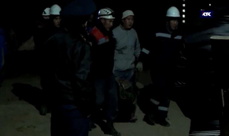 Рабочие погибли под завалами в Шымкенте – подробности в «Больших новостях»