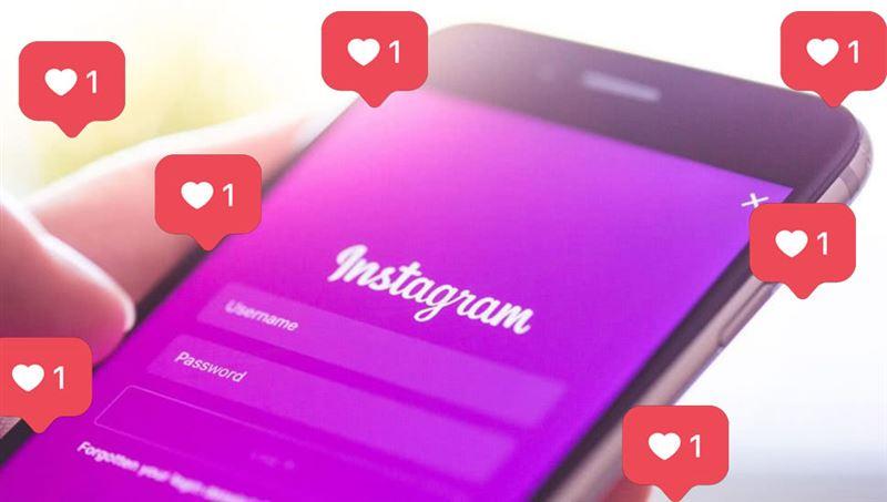 Instagram-да енді «like» басылмауы мүмкін