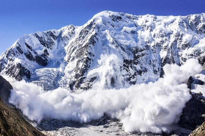 Алматы тауларында қар көшкіні жүруі мүмкін