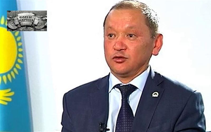 Биржан Нурымбетов, министр труда и социальной защиты населения