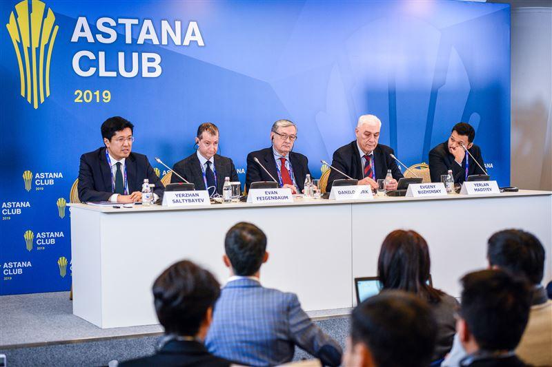 «Астана Клубы» сарапшылары Еуразияның басты 10 сын-қатерін жариялады