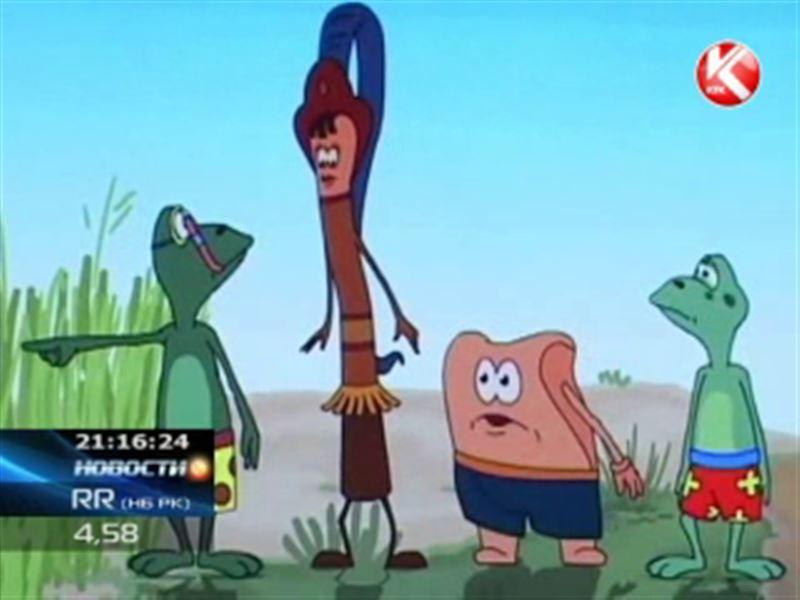 Шымкентские мультипликаторы сняли анимационный сериал