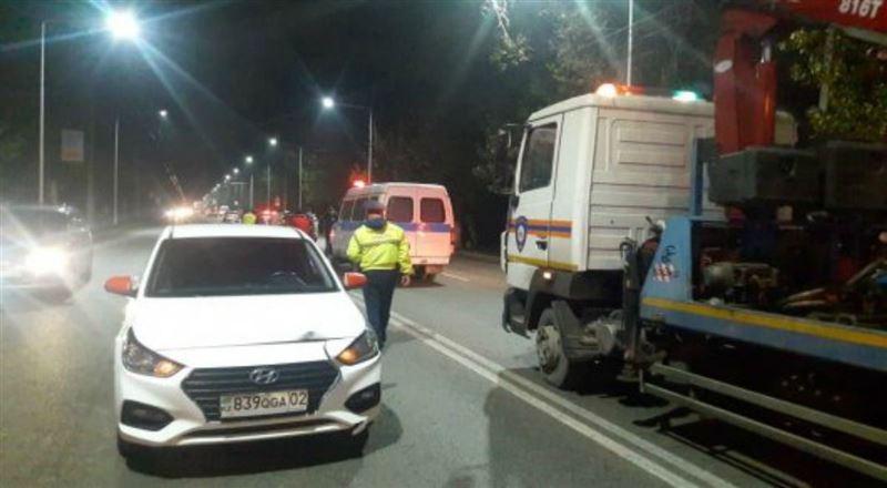 Алматы қаласында жаяу жүргіншіні қағып өлтірді