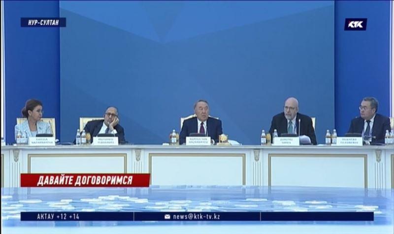 Назарбаев получил согласие Зеленского на тет-а-тет с Путиным