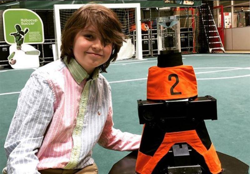 9-летний вундеркинд из Нидерландов получит диплом о высшем образовании