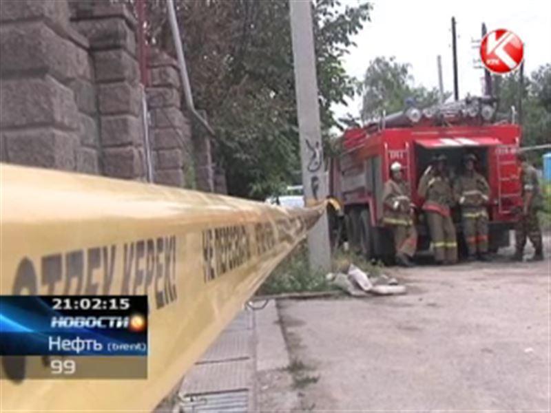 В пожаре на окраине Алматы погибли не семь, а восемь человек – Генпрокуратура