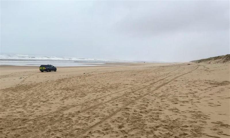 Почти тонну кокаина обнаружили на побережье Франции