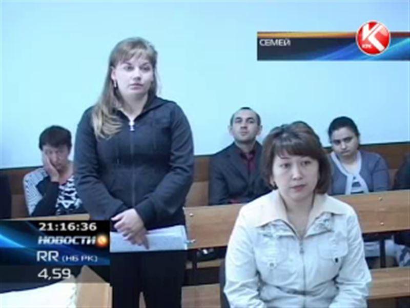 Жительница Семея требует у родильного дома 30 миллионов тенге
