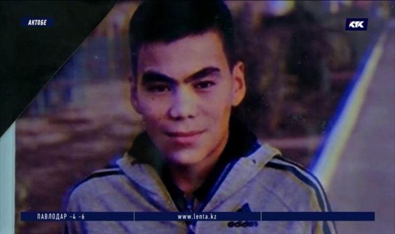 15-летний школьник из Актобе погиб из-за одноклассницы