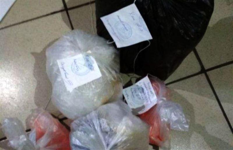 КНБ ликвидировал контрабандный канал наркотиков