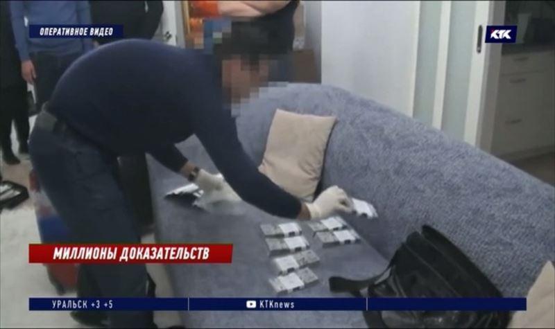 Управляющий директор «дочки» КазАгро подозревается в коррупции