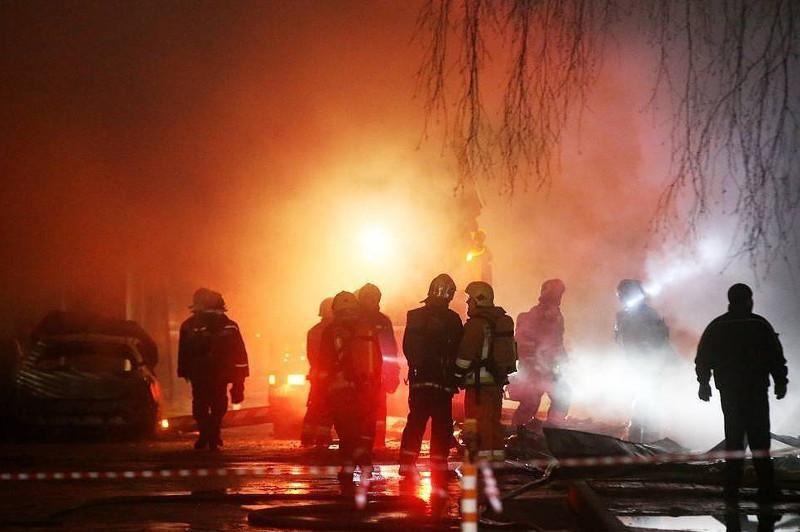Көппәтерлі тұрғын үйде жарылыс болып, 50 адам эвакуацияланды
