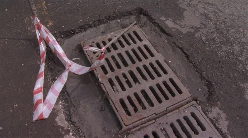 Воровавших канализационные люки задержали в Туркестанской области