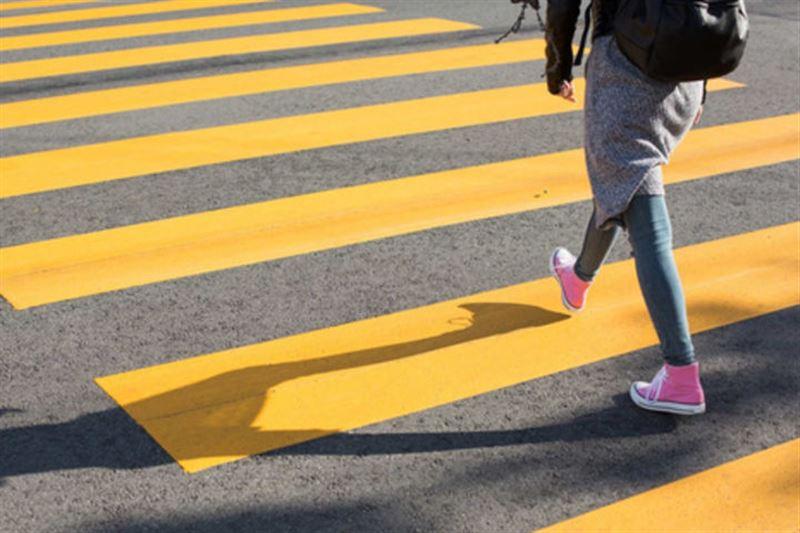40% пострадавших в авариях по стране составляют пешеходы