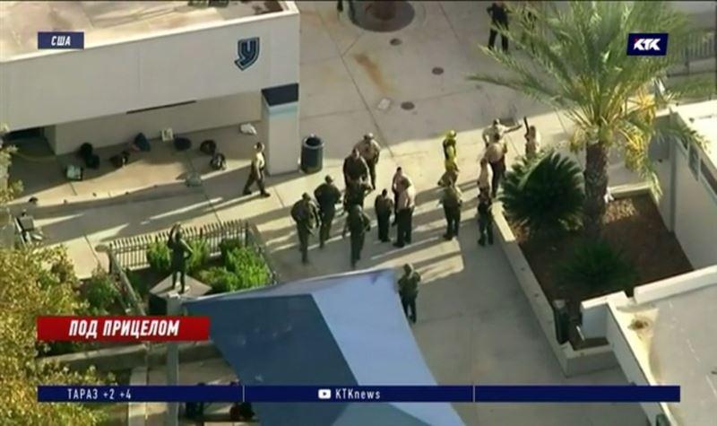 В США школьник убил одноклассников и застрелился сам