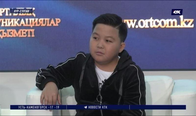 Ержан Максим представит Казахстан на детском Евровидении-2019