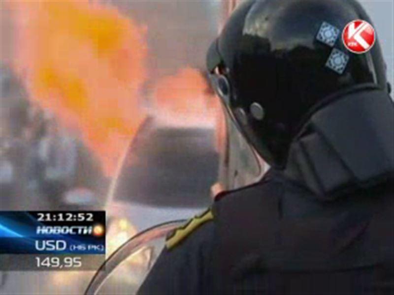Новые массовые беспорядки в Европе
