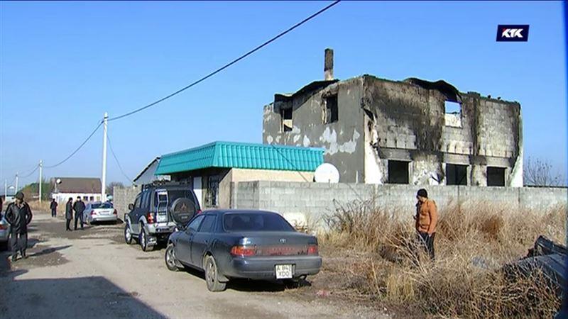 Мать и двое детей погибли в пожаре в Алматинской области – «Большие новости» побывали на месте ЧП