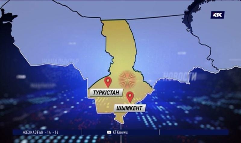Мұнай! Түркістанда қазылған 39 ұңғымадан мұнай анықталды