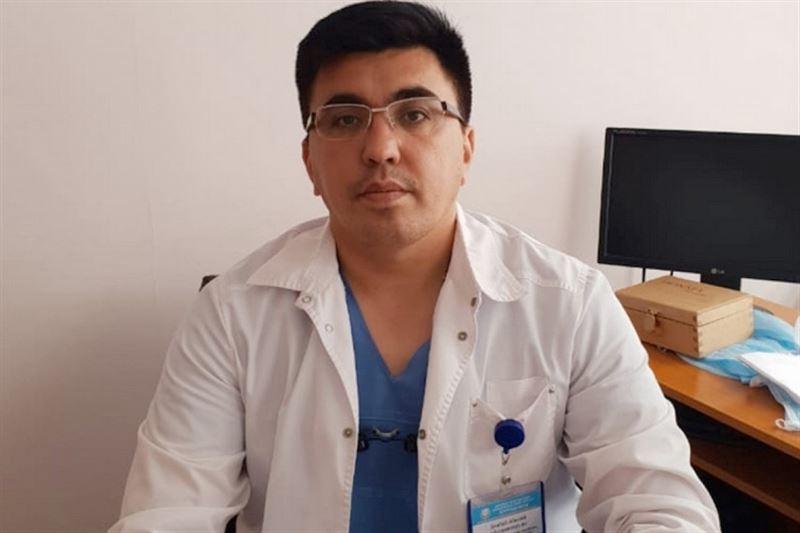 Шымкентте қалалық клиникалық аурухананың бас дәрігері тұтқындалды