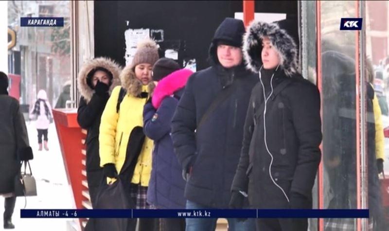 Аномальные для осени морозы фиксируют в казахстанских регионах