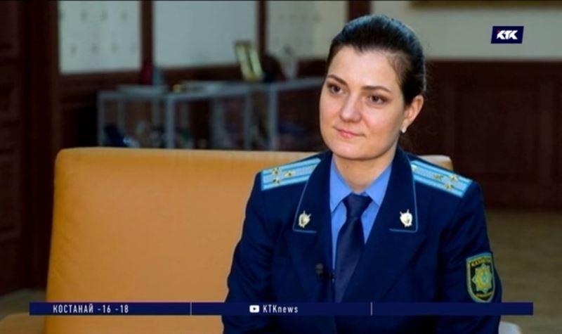 МВД проверяет факты по жалобе на Олесю Кексель