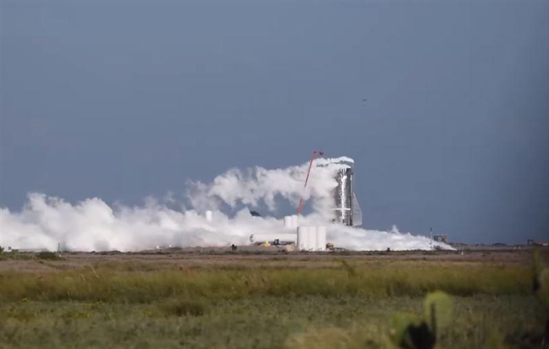 Прототип космического корабля компании Маска взорвался в ходе испытаний