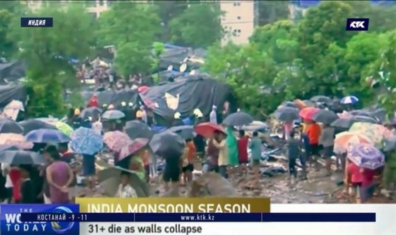 Сезон дождей погубил 2400 жителей Индии