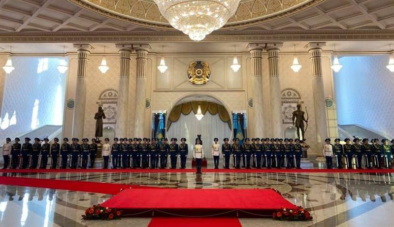 Президент Швейцарии прибыл в Нур-Султан в рамках рабочей поездки