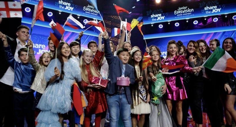 Ержан Максим Балалар Еуровидениесінде 2-ші орынды иеленді