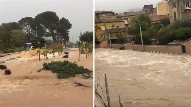 Наводнения и оползни унесли жизни 9 человек на юге Европы