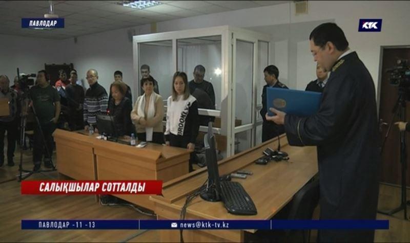 Қуат Белгібаев пен Мұрат Жанғазинге қатысты сот үкімі шықты