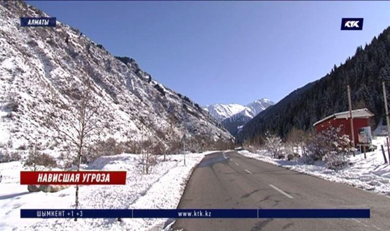 Специалисты заявляют о серьёзной опасности селя и необходимости возведения плотин в ущельях близ Алматы