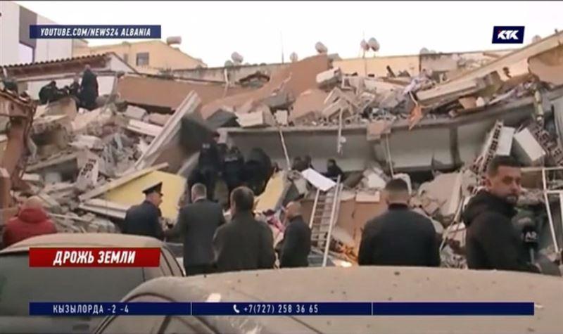 Землетрясение в Албании называют самым мощным за последние годы