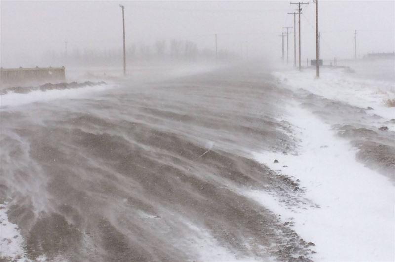 Прогноз погоды по Казахстану на среду, 27 ноября
