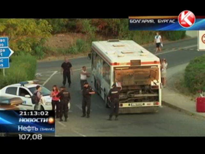 В курортном городе Бургас террорист-смертник подорвал пассажирский автобус